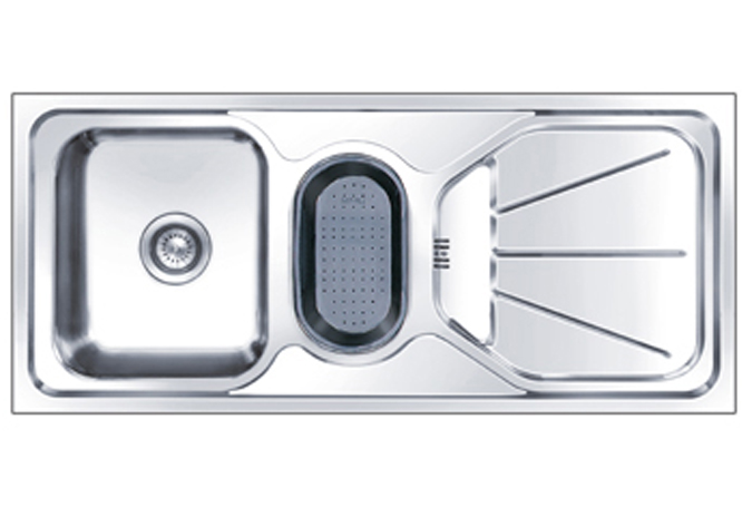 Nirali stainless steel sinks manika brothers nirali stainless steel kitchen sinks has achieved the dual status of being indias no 1 and also the largest selling brand in the country workwithnaturefo