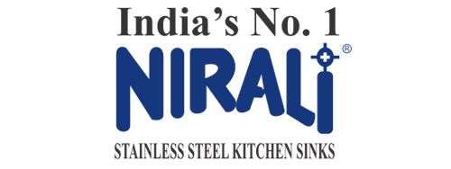 nirali stainless steel kitchen sinks has achieved the dual status of being indias no 1 and also the largest selling brand in the country. beautiful ideas. Home Design Ideas
